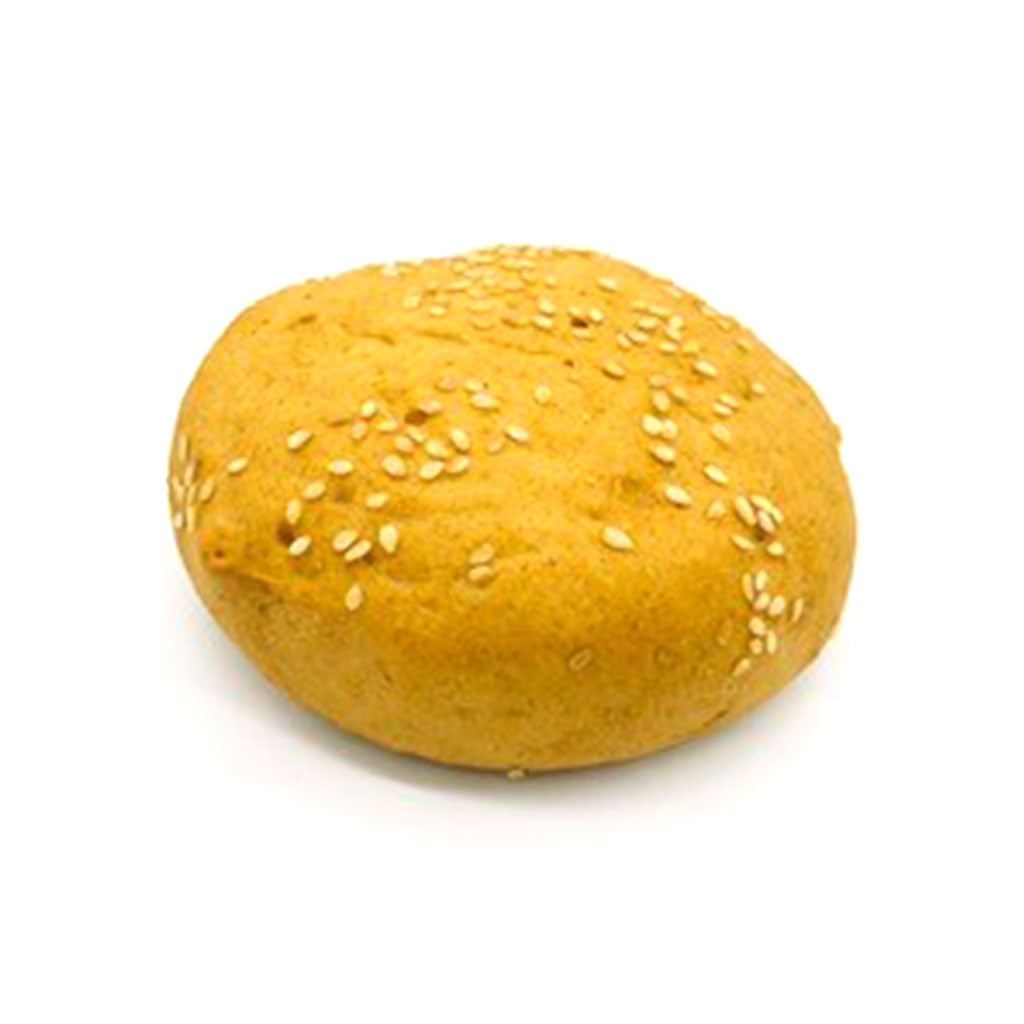 Gluten Free Crusty White Roll Seeded 100g (3-Pack) - Wild Breads