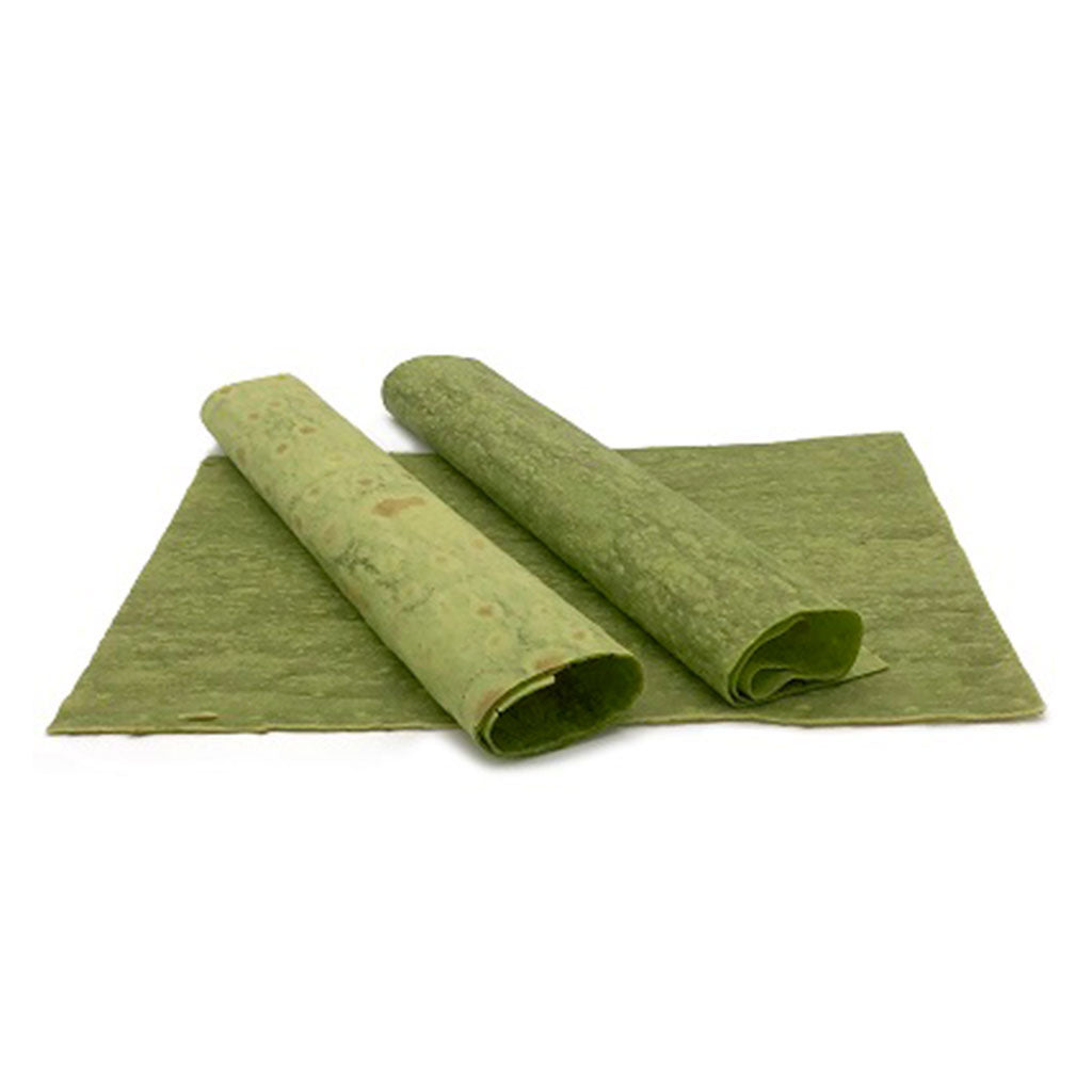 Spinach Lavash 390g (6-Pack) - Wild Breads