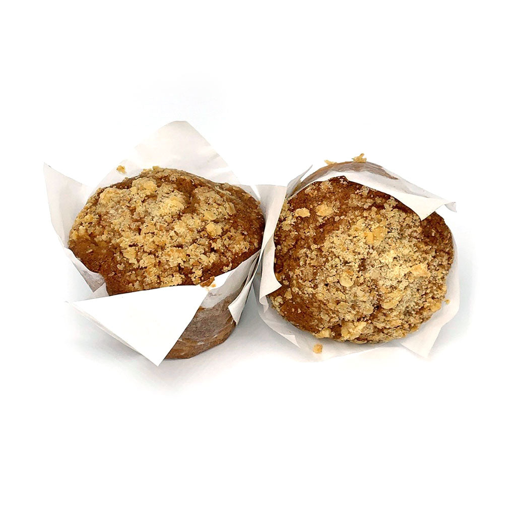 Apple Crumble Muffin (4-Pack) - Wild Breads