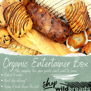 Organic Entertainer Box - Wild Breads