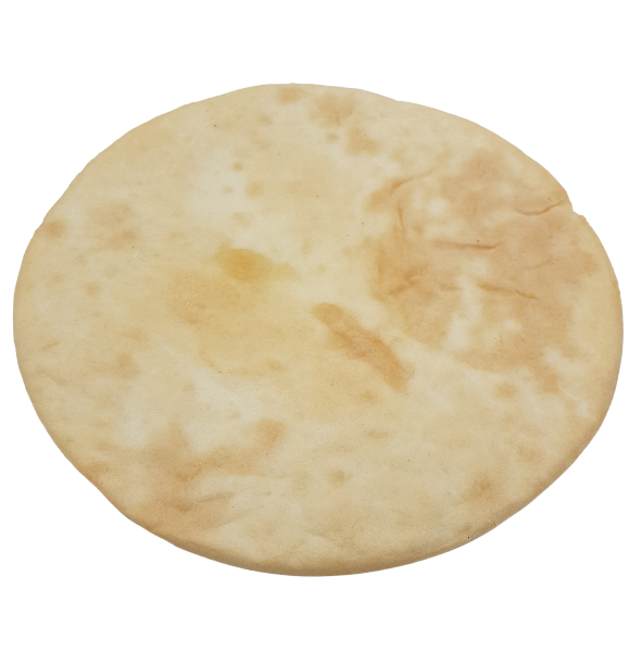 "Gluten Free White Pizza Bases 10"" (2 Pack) - Wild Breads"