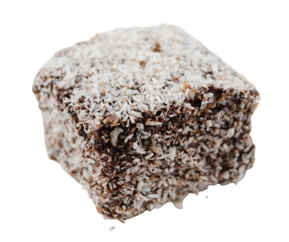Chocolate Lamington 6 pack - Wild Breads