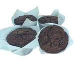 Load image into Gallery viewer, Double Chocolate Muffin (4-Pack) - Wild Breads