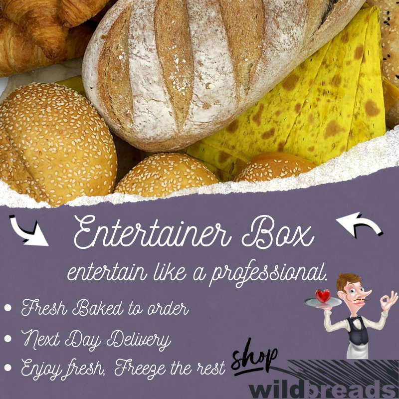 Entertainer Box - Wild Breads
