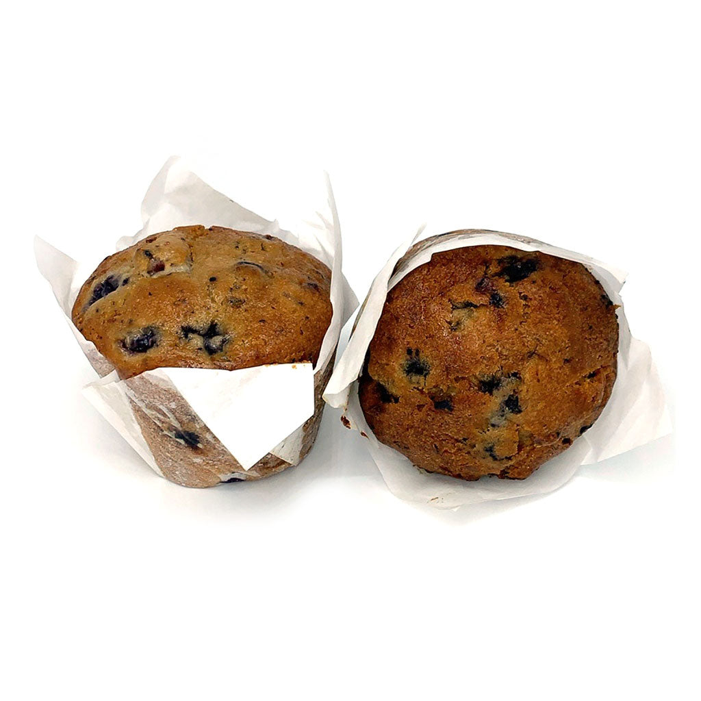Mixed Berry Muffin (4-Pack) - Wild Breads