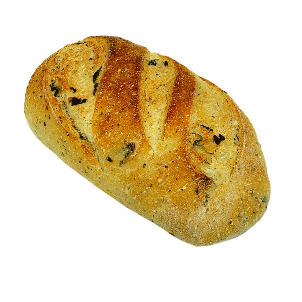 Sol Breads Olive & Thyme 850g - Wild Breads