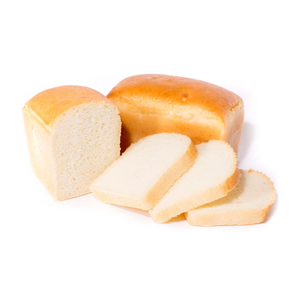 Gluten Free Crusty White (Sliced) - Wild Breads