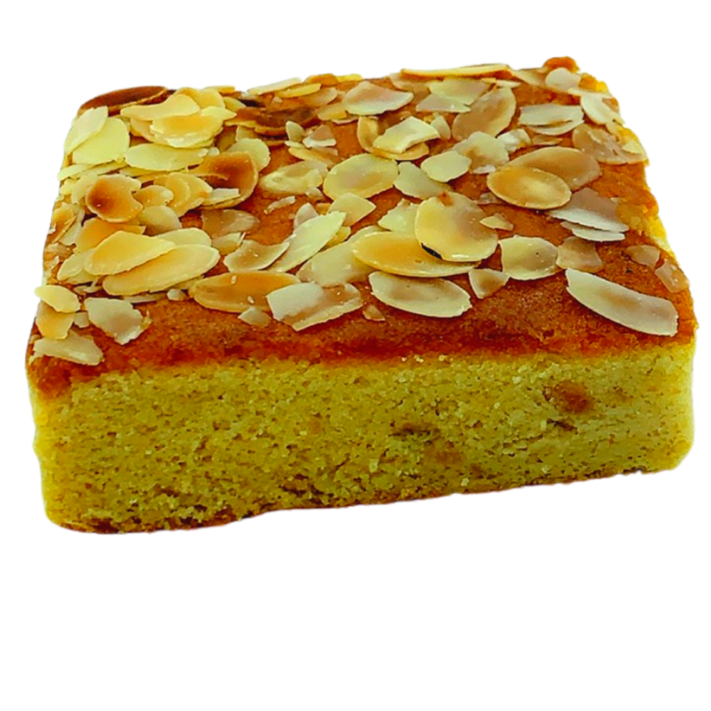 Wheat Free Orange & Almond Slice - Wild Breads