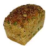 Load image into Gallery viewer, Sol Breads Spelt Megagrain Sourdough 600g - Wild Breads