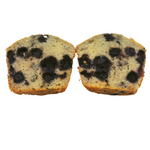 Load image into Gallery viewer, Vegan Blueberry Muffin (4-Pack) - Wild Breads