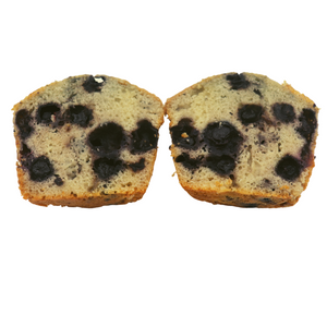 Vegan Blueberry Muffin (4-Pack) - Wild Breads