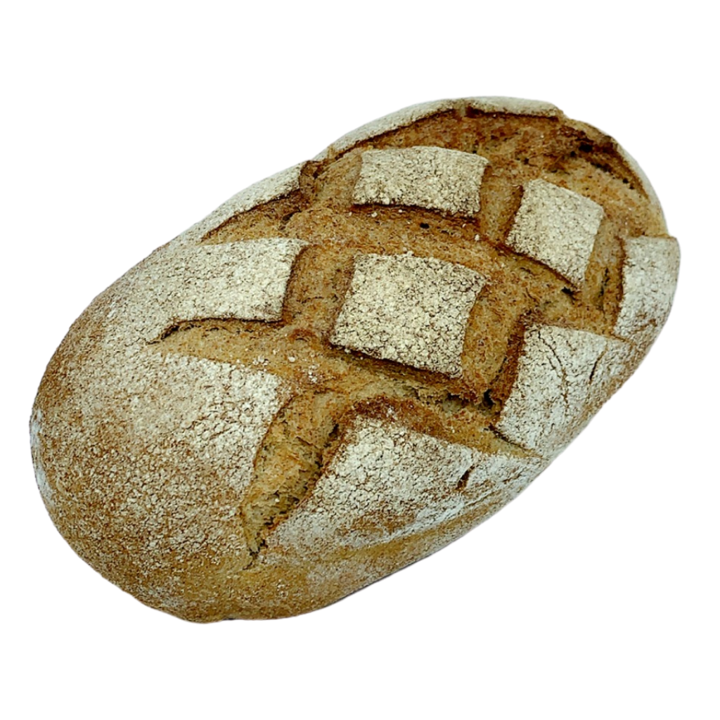 Sol Breads Light Rye Sourdough 720g - Wild Breads