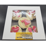 Load image into Gallery viewer, Red Velvet Cupcakes (5 Pack) - Wild Breads