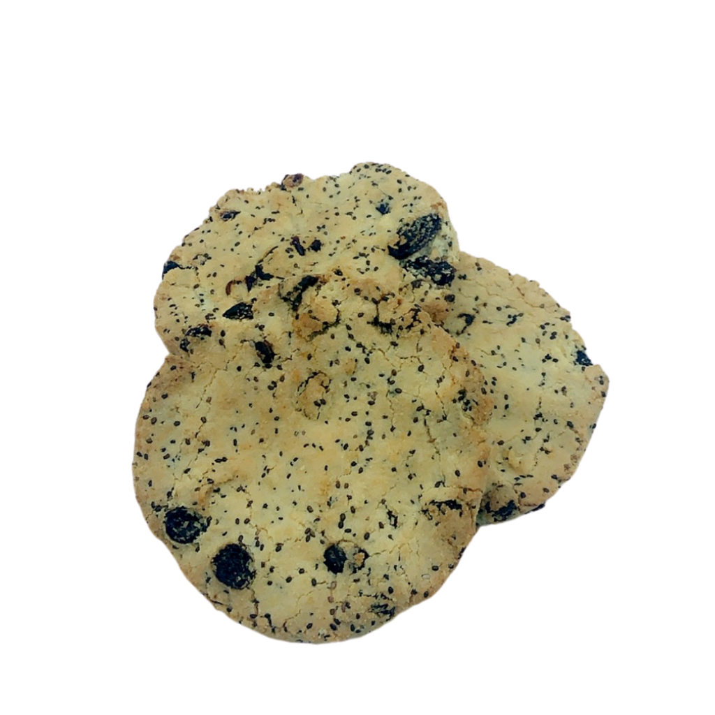 Wheat Free Chia Fruit Cookies (3 Pack) - Wild Breads