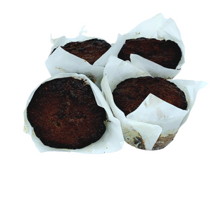 Wheat Free Date  Muffin (4 Pack) - Wild Breads