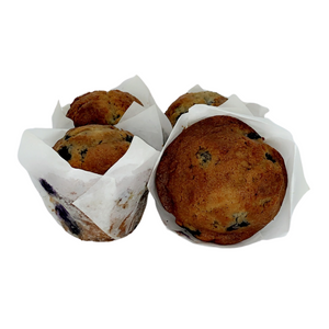 Blueberry Buttermilk Muffin (4 Pack) - Wild Breads