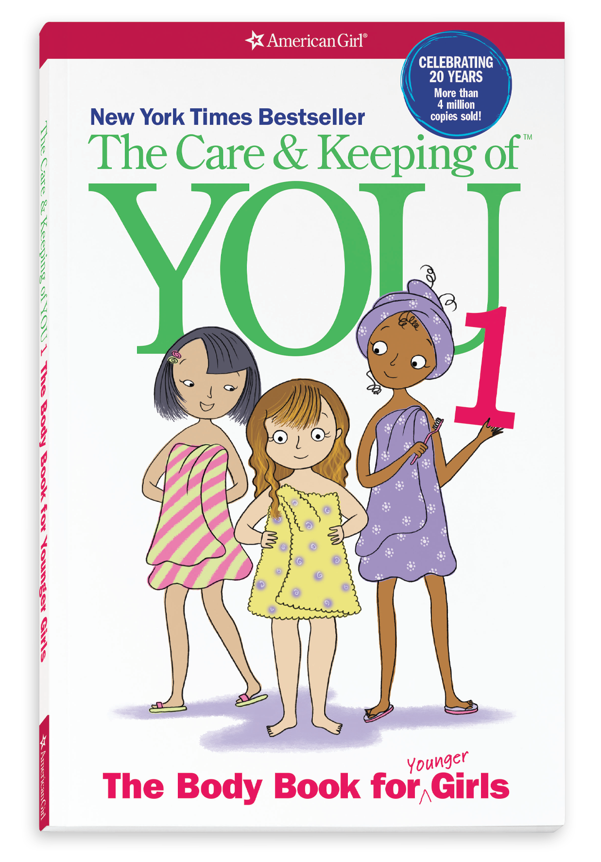 the care and keeping of you 1
