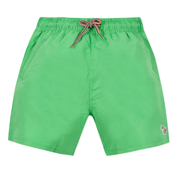 Green swimshorts