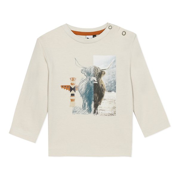 *NEW*  Camel graphic jersey T-shirt