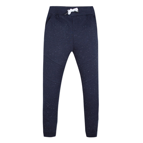Midnight blue kid boy pant