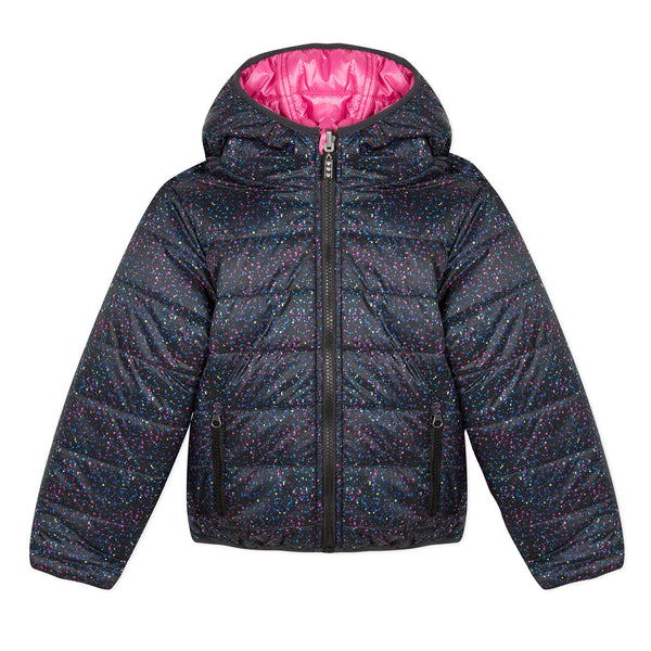Black kid girl outerwear