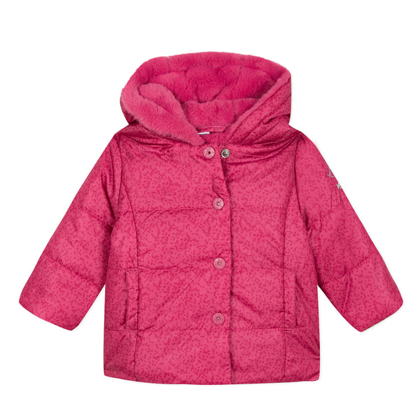 Raspberry baby girl outerwear