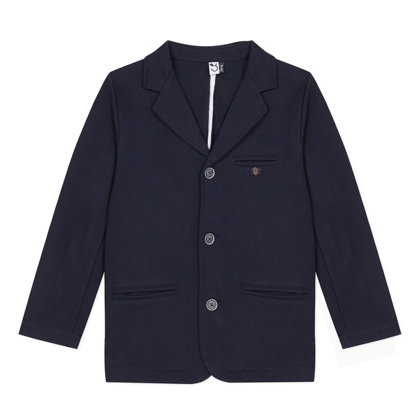 Navy chic jacket