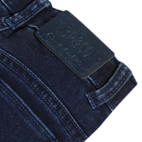 *NEW* Navy blue jeans
