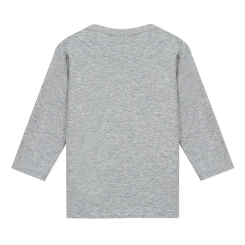 Grey T-shirt with cars