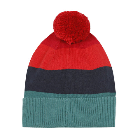*NEW*  Colored striped beanie