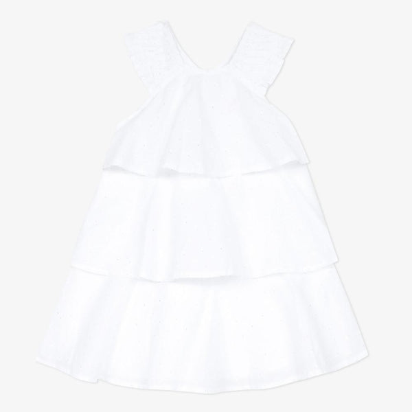 Ceremony ruffle dress