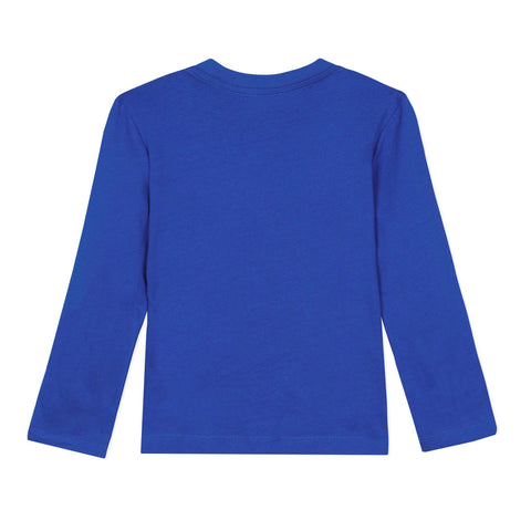 *NEW*  Royal blue T-shirt with Tiger