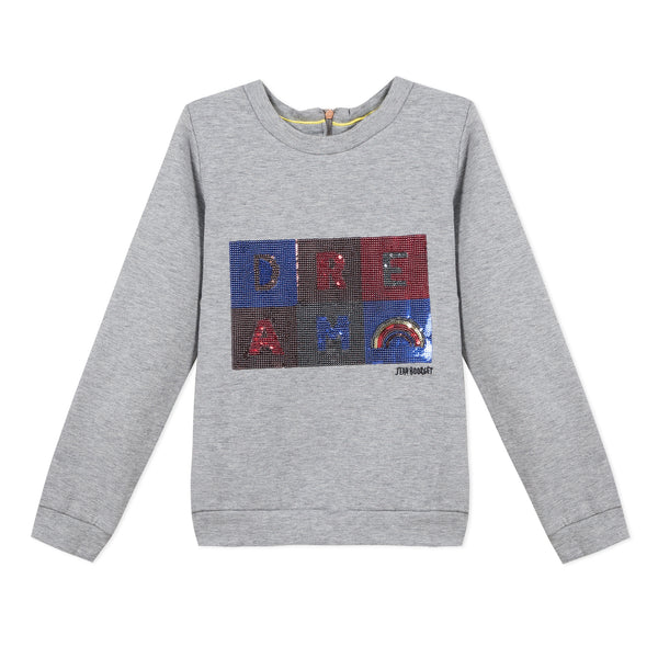 Light Marl Grey sweatshirt