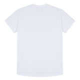 White T-shirt with Kenzo logo