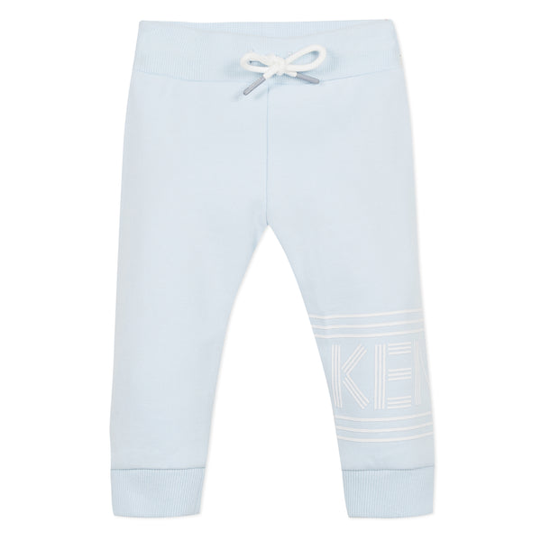 Light blue jogger pants