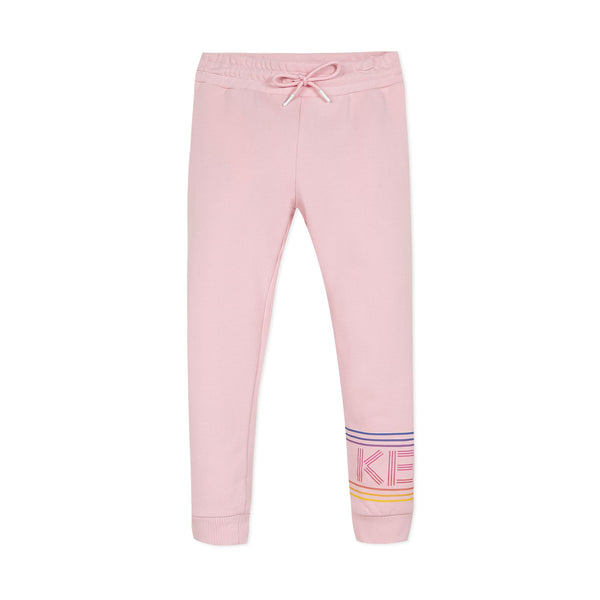 *NEW* Pink joggers with logo