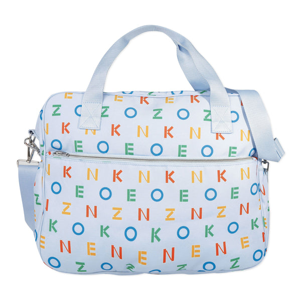 *NEW*  Kenzo logo blue diaper bag