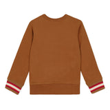 *NEW* Brown fleece sweatshirt