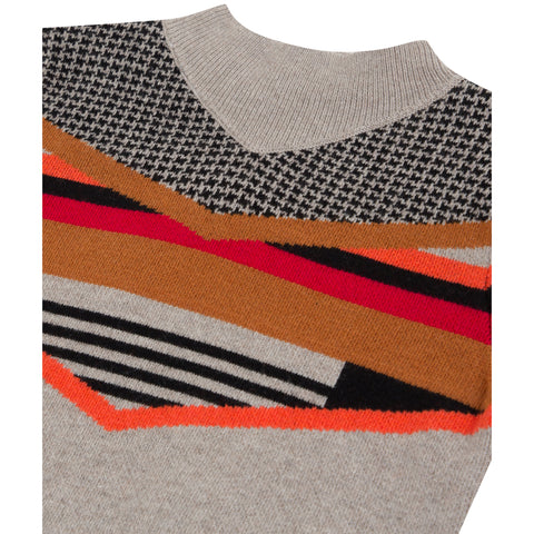 *NEW*  Jacquard sweater