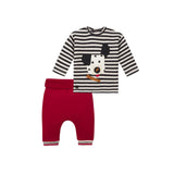 *NEW* Striped T-shirt and red pants