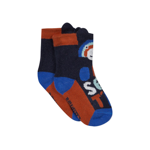 *NEW* Multicolor jacquard socks