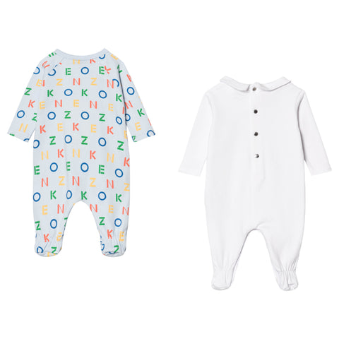 Set of 2 pajamas in a gift case