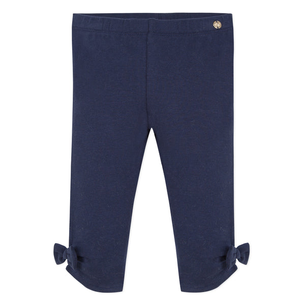 *NEW* Navy leggings with knot