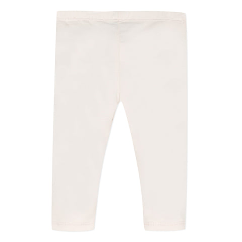 Powder pink leggings