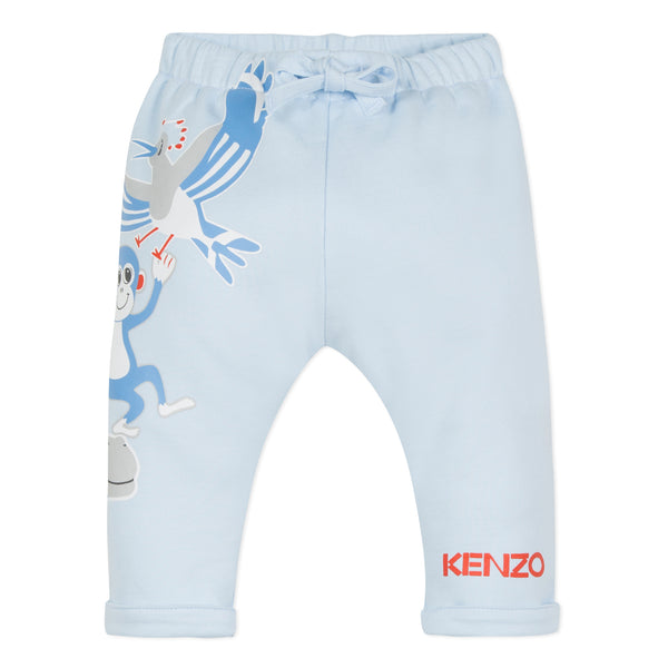 Light blue joggers