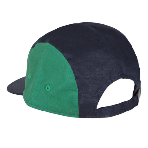 Navy blue cap