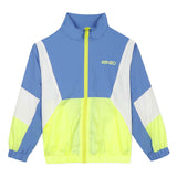 Colored windbreaker jacket