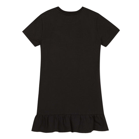 Kenzo logo black T-shirt dress