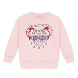 *NEW* Bubble pink sweatshirt with logo