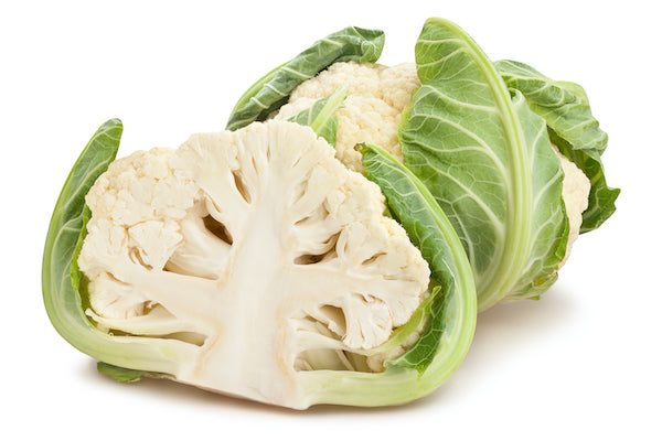 Cauliflower - half - Mr Fresh Foods Pty Ltd